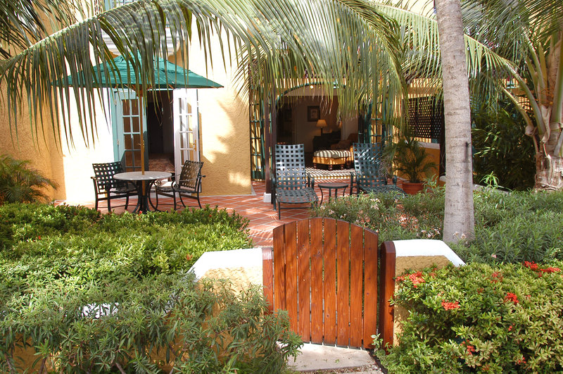Harbour Village Beach Club-Patio of 2 Bedroom Suite<br/>Image from Leonardo