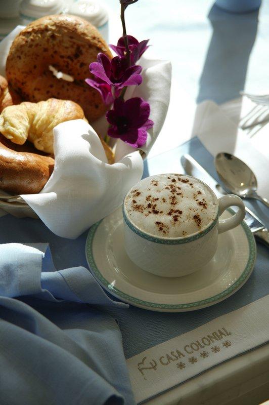 Casa Colonial Beach & Spa-Breakfast at Veranda Restaurant<br/>Image from Leonardo