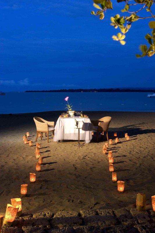 Casa Colonial Beach & Spa-Beach Dining<br/>Image from Leonardo