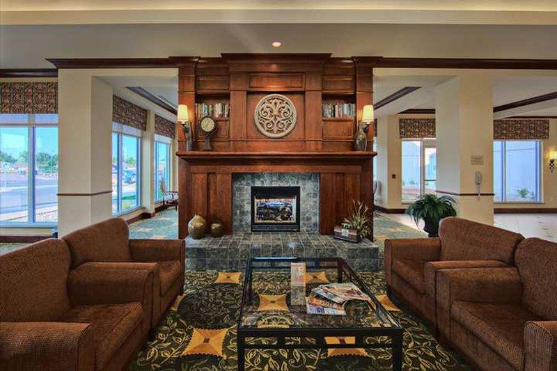 Hilton Garden Inn Laramie-Lobby<br/>Image from Leonardo