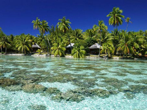 Vahine Island-Deluxe Beach Suite<br/>Image from Leonardo
