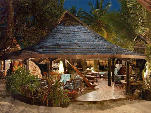 Vahine Island-The Bar<br/>Image from Leonardo