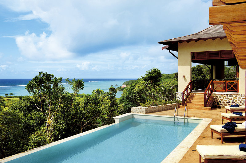 Young  Island  Resort-Carenage Four Bedroom Villa<br/>Image from Leonardo