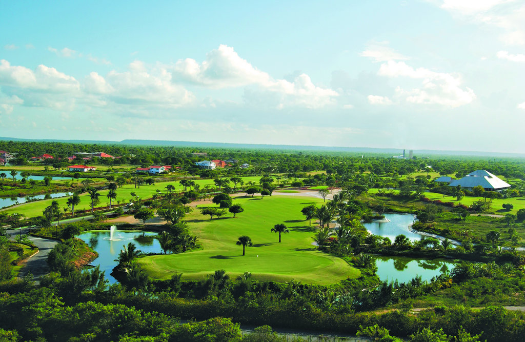 Paradisus Palma Real - Golf Course <br/>Image from Leonardo