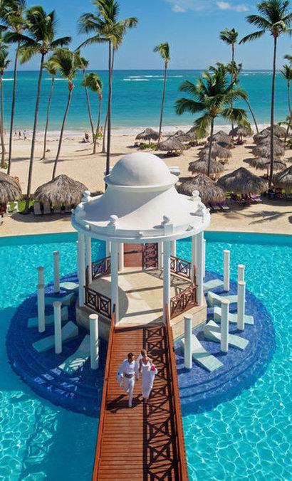 Paradisus Palma Real - Pool View <br/>Image from Leonardo