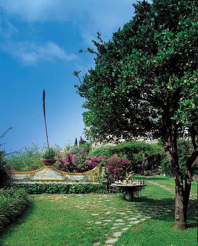 Santa Caterina Hotel-Botanic Gardens<br/>Image from Leonardo