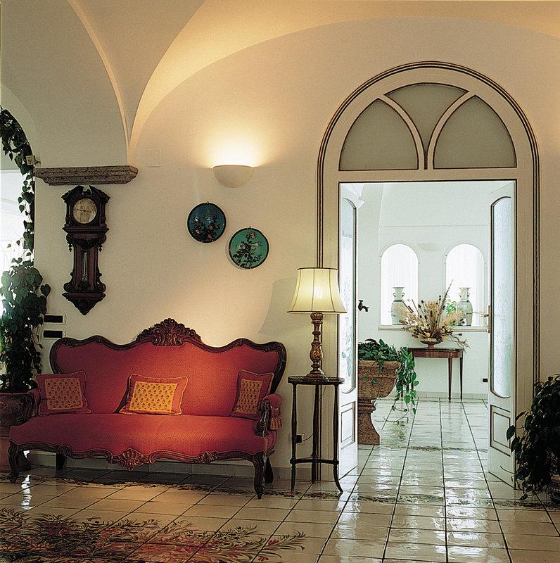 Santa Caterina Hotel-Lobby<br/>Image from Leonardo