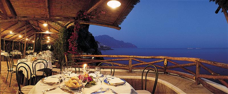 Santa Caterina Hotel-Al Mare Restaurant<br/>Image from Leonardo