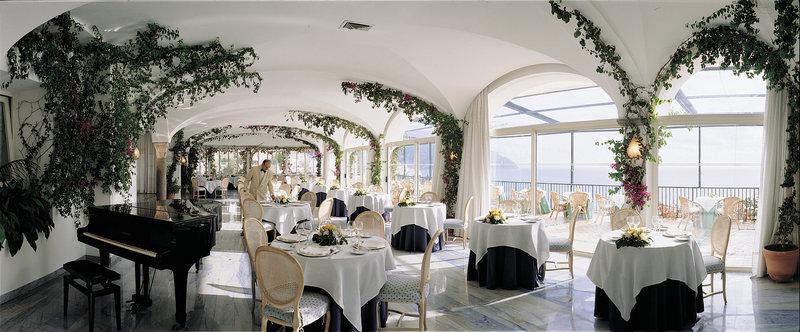 Santa Caterina Hotel-A' la Carte Restaurant<br/>Image from Leonardo