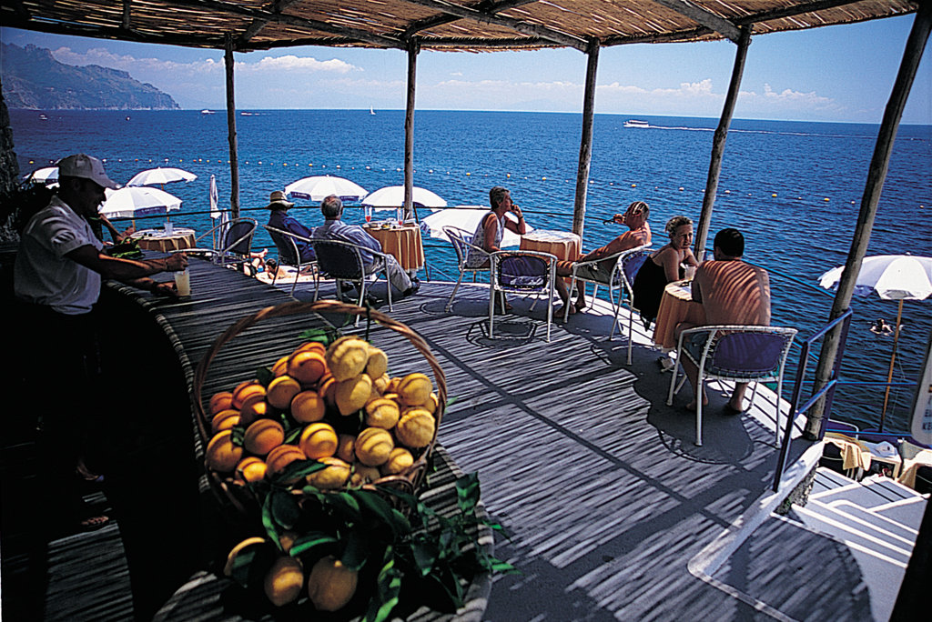 Santa Caterina Hotel-Beach Bar<br/>Image from Leonardo