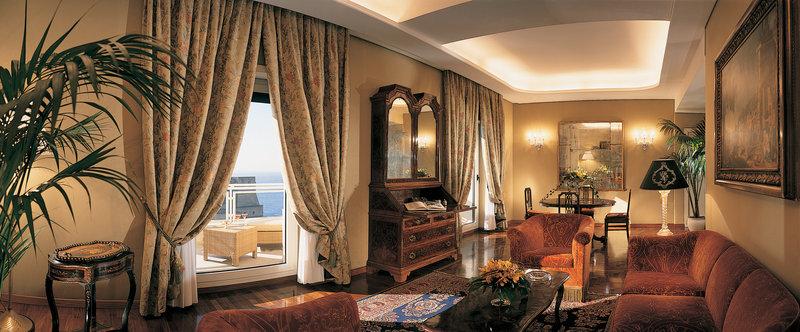 Grand Hotel Vesuvio Naples-Caracciolo TC Suite Parlour<br/>Image from Leonardo