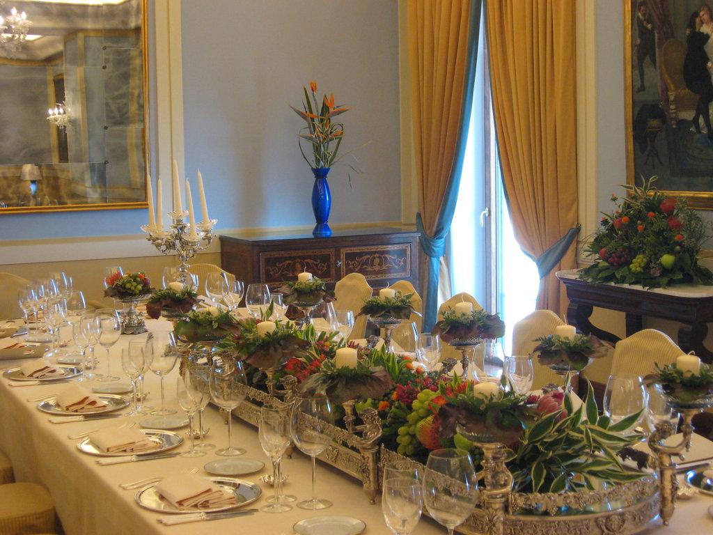 Grand Hotel Vesuvio-Presidential Suite<br/>Image from Leonardo