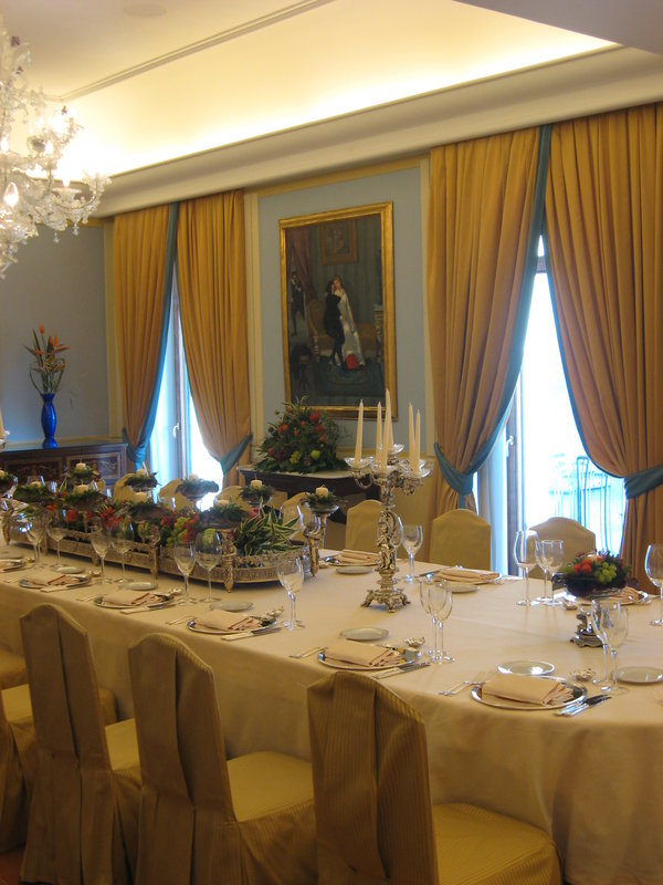 Grand Hotel Vesuvio Naples-Presidential Suite<br/>Image from Leonardo