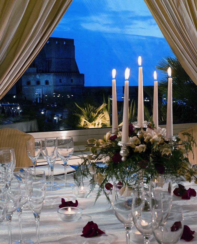 Grand Hotel Vesuvio-Gala dinner<br/>Image from Leonardo
