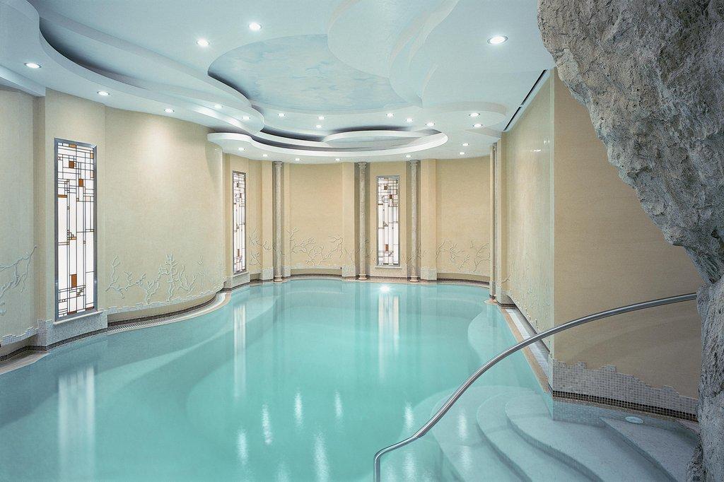 Grand Hotel Vesuvio-Echia Club Indoor Pool<br/>Image from Leonardo
