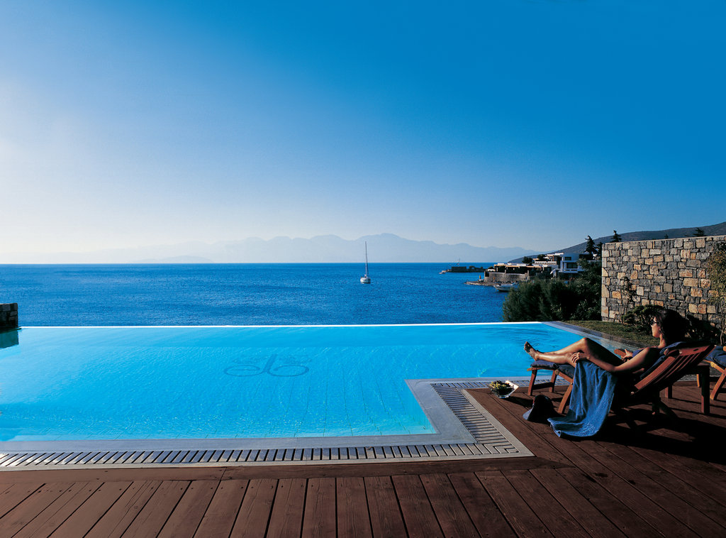 Elounda Bay Palace-Grand Suite Pool View<br/>Image from Leonardo