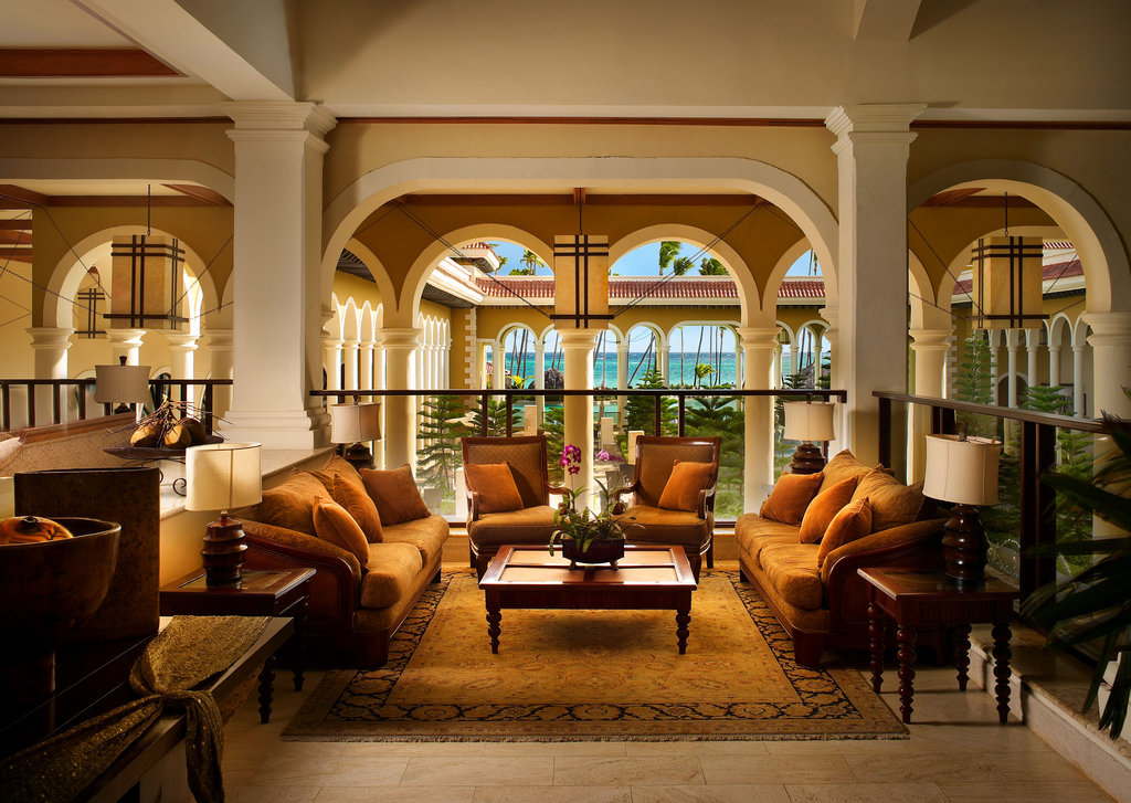 Paradisus Palma Real - Lobby View <br/>Image from Leonardo