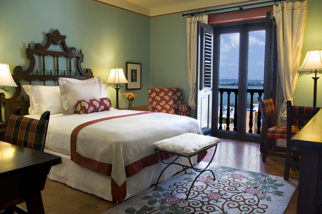 Hotel El Convento - Queen Vista Guest Room <br/>Image from Leonardo