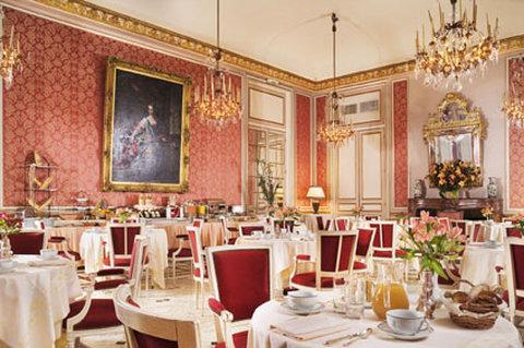 Chateau D'Artigny-Breakfast Room<br/>Image from Leonardo