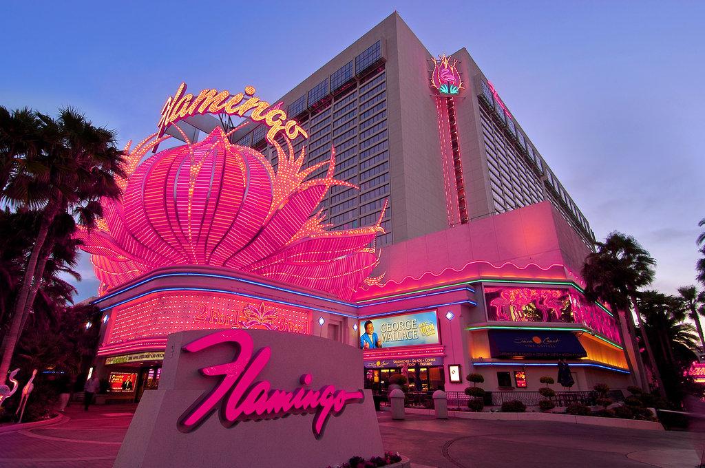 Flamingo Las Vegas - Exterior View <br/>Image from Leonardo