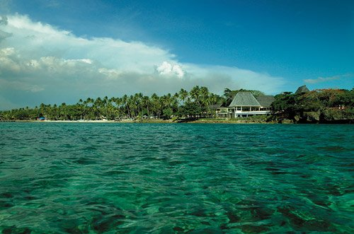 Shangri-La'S Fijian Resort & Spa-beach<br/>Image from Leonardo