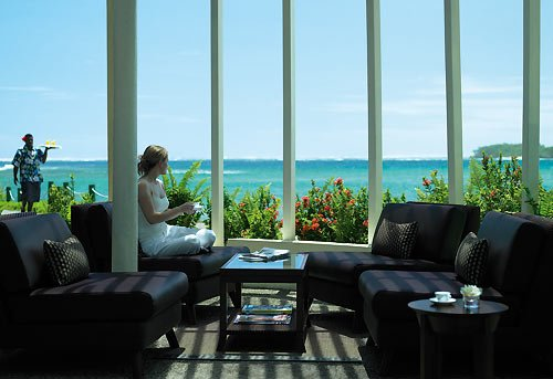 Shangri-La'S Fijian Resort & Spa-Lagoon Terrace Coffee<br/>Image from Leonardo