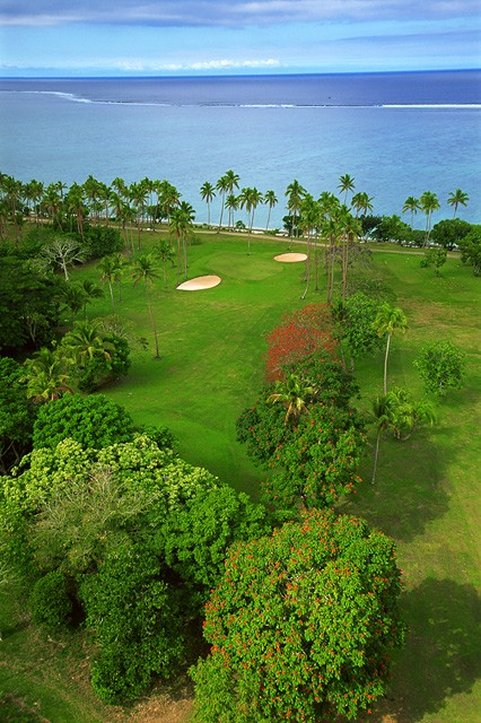 Shangri-La'S Fijian Resort & Spa-Golf Course<br/>Image from Leonardo