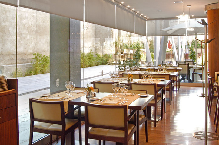 Evenia Rossello-JPEGRestaurant EVENIA<br/>Image from Leonardo
