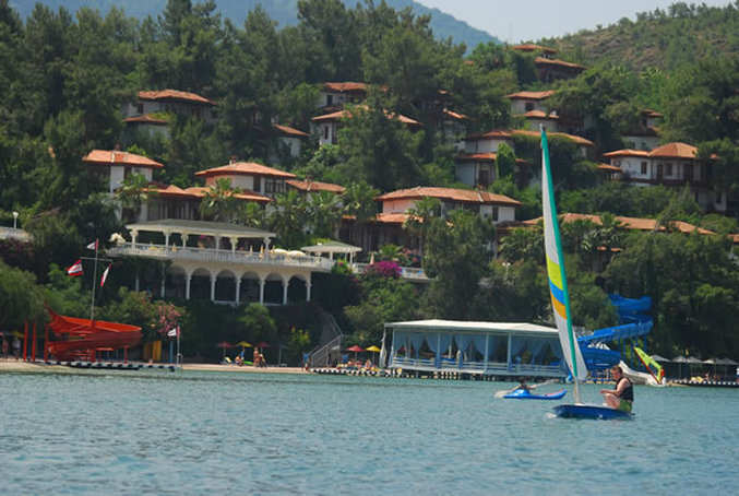 Club & Hotel Letoonia-Water Sports<br/>Image from Leonardo