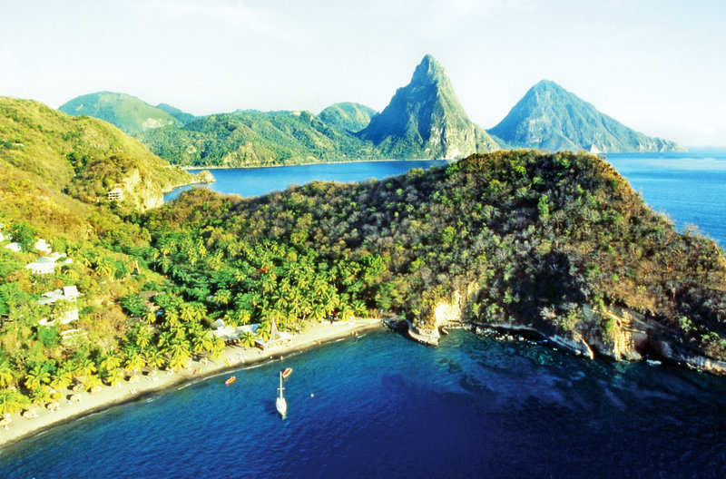 Anse Chastanet-Exterior view<br/>Image from Leonardo