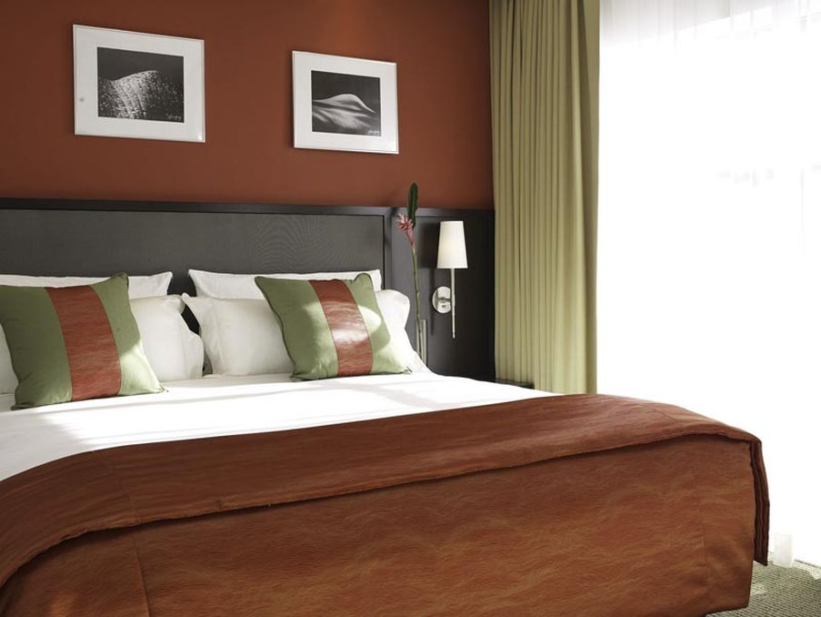 The Spanish Court Hotel-Guest Room<br/>Image from Leonardo