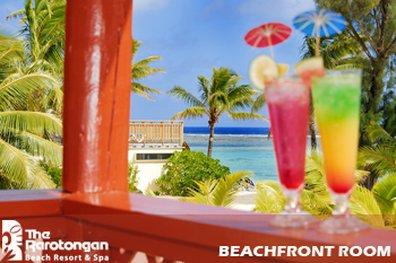 Manuia Beach Resort-Beachfront Room View<br/>Image from Leonardo