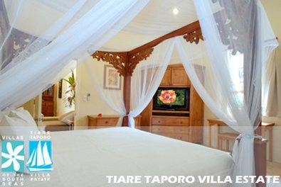 Manuia Beach Resort-Tiare Taporo Bedroom<br/>Image from Leonardo