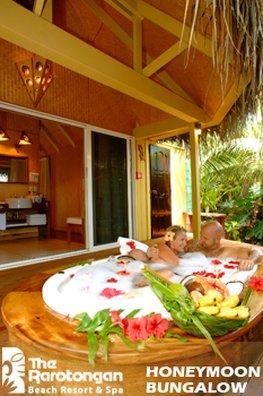 Manuia Beach Resort-Honeymoon Bungalow<br/>Image from Leonardo