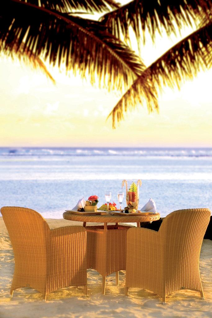 Manuia Beach Resort-Twilight Dinners<br/>Image from Leonardo