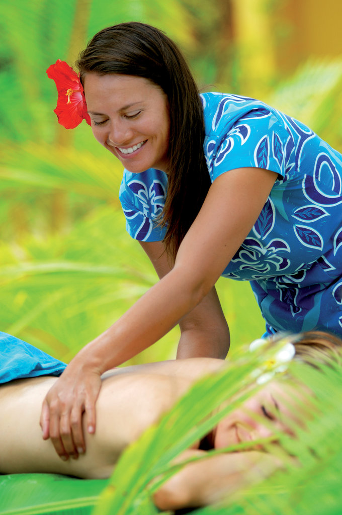 Manuia Beach Resort-Spa Polynesia<br/>Image from Leonardo