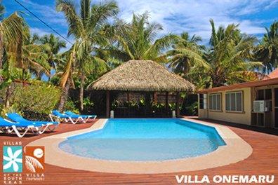 Manuia Beach Resort-Villa Onemaru Pool<br/>Image from Leonardo