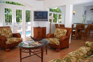Windjammer Landing Resort - 3bedroom vila with plunge pool <br/>Image from Leonardo