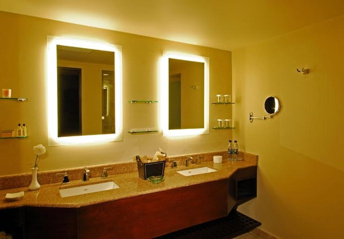 Marriott Puerto Vallarta Resort & Spa - Emperor Suite Bathroom Vanity <br/>Image from Leonardo