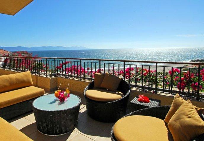 Marriott Puerto Vallarta Resort & Spa - Diplomat Suite Terrace <br/>Image from Leonardo