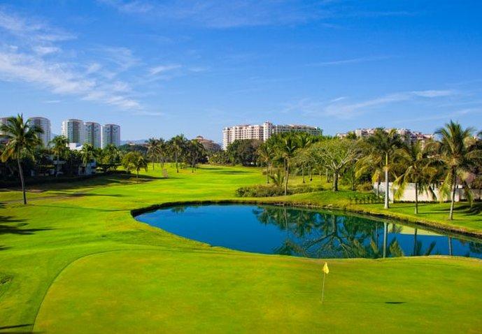 Marriott Puerto Vallarta Resort & Spa - Marina Vallarta Golf Course <br/>Image from Leonardo