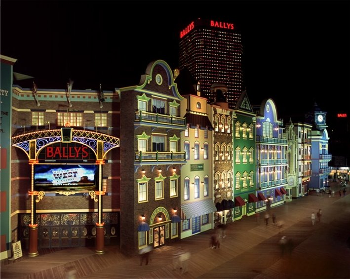 Bally's Atlantic City-Exterior<br/>Image from Leonardo