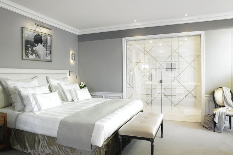 Hotel Barriere Le Majestic-Suite Christian Dior<br/>Image from Leonardo
