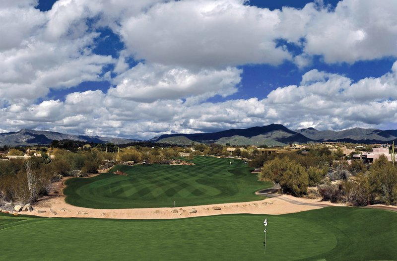 Boulders Resort & Spa, Curio Collection by Hilton-Golf 16 North Course - Shelby - 01/08<br/>Image from Leonardo