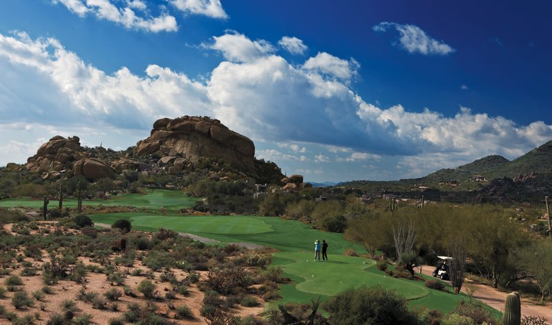 Boulders Resort & Spa, Curio Collection by Hilton-Golf 5 South Course - Shelby - 01/08<br/>Image from Leonardo