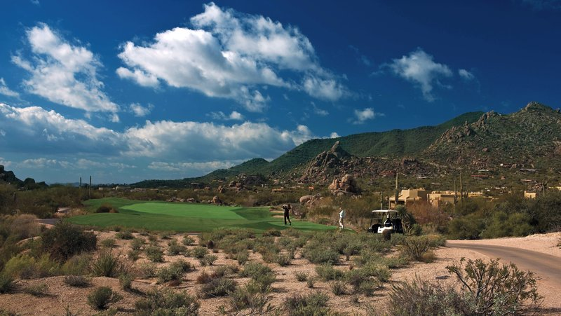 Boulders Resort & Spa, Curio Collection by Hilton-Golf 1 South Course - Shelby - 01/08<br/>Image from Leonardo
