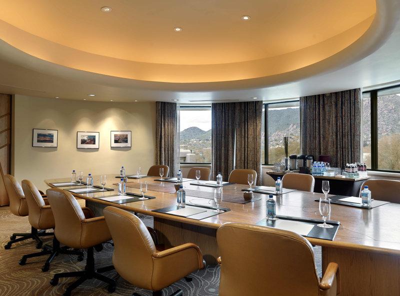 Boulders Resort & Spa, Curio Collection by Hilton-Tohono Boardroom - Shelby - 01/08<br/>Image from Leonardo
