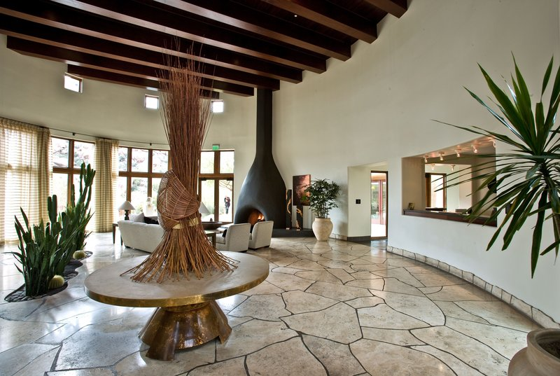 Boulders Resort & Spa, Curio Collection by Hilton-Golden Door Lobby. Shelby 01/08<br/>Image from Leonardo