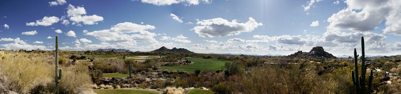 Boulders Resort & Spa, Curio Collection by Hilton-Golf 9 North. Shelby 01/08<br/>Image from Leonardo