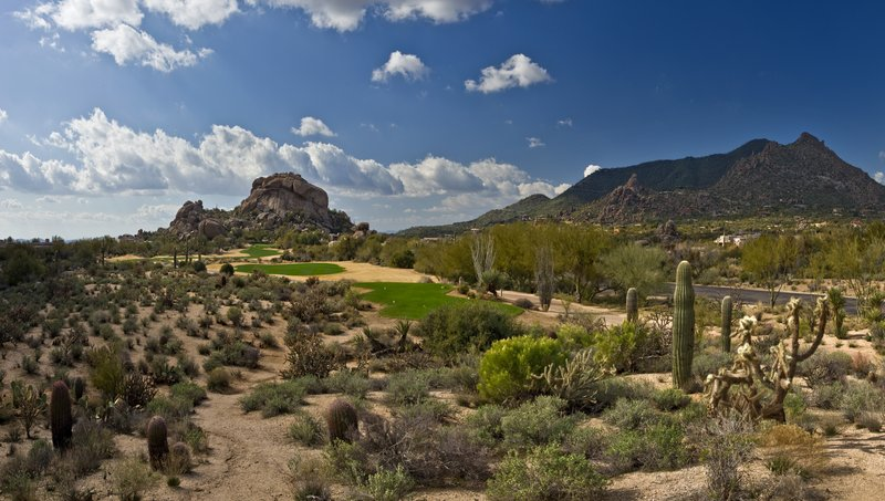 Boulders Resort & Spa, Curio Collection by Hilton-Golf 5 South. Shelby 01/08<br/>Image from Leonardo
